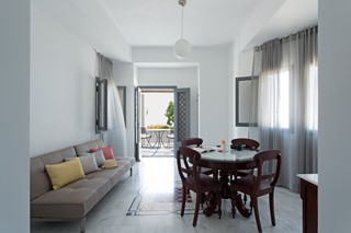 East Aegean sea view suites
